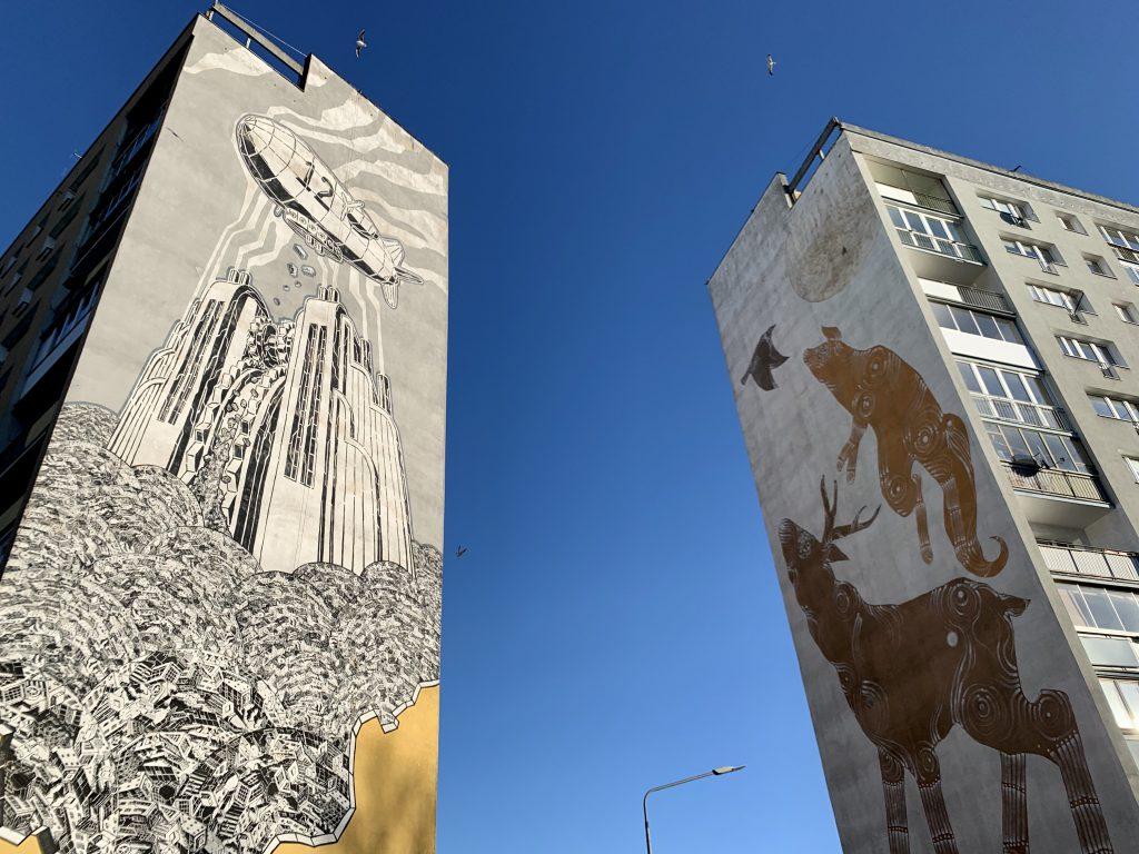 Danzica street art