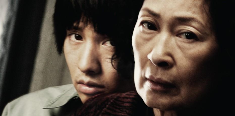 Un frame di Madre, film di Bong joon-ho