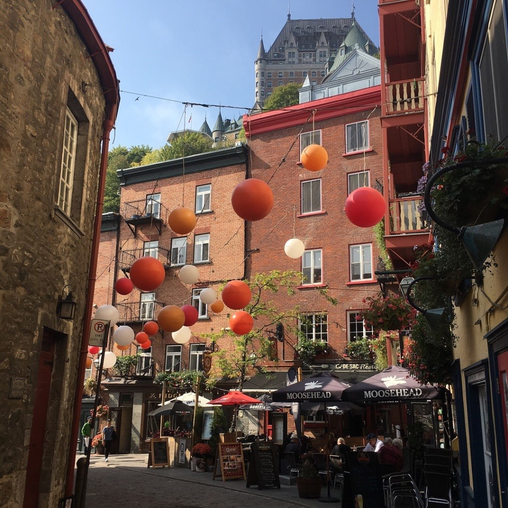 Quebec City centro