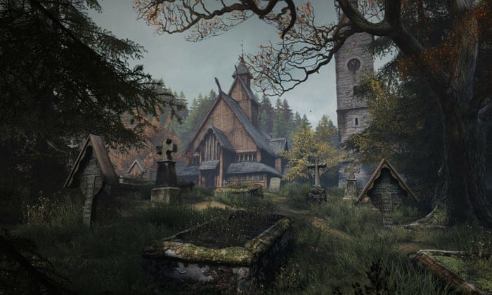 Avventure grafiche, The Vanishing Of Ethan Carter