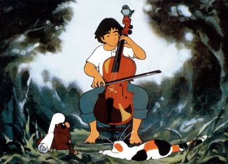 Goshu il violoncellista. Il film d'animazione di Isao Takahata