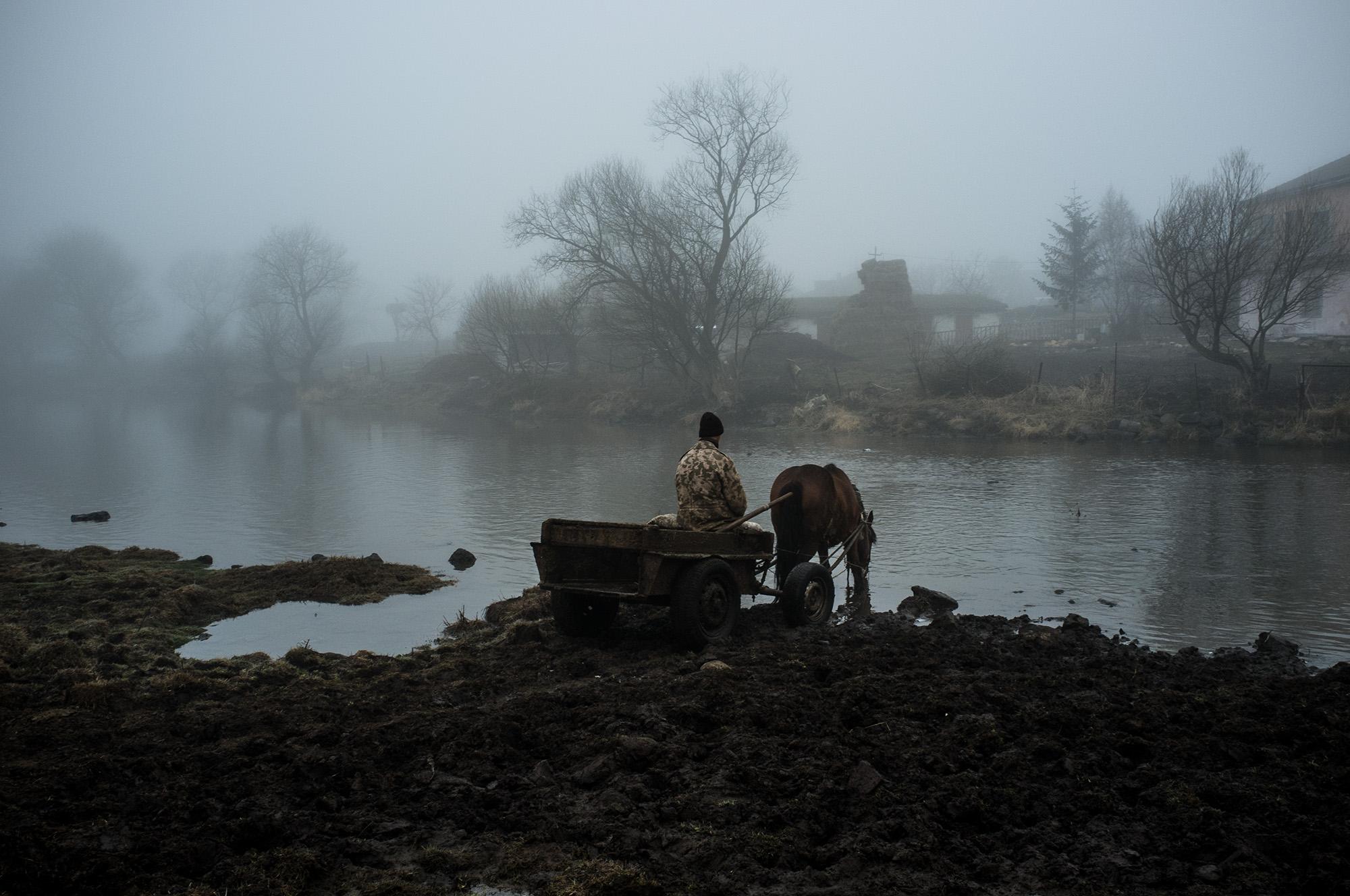 The Doukhobors' Land (2), by Natela Grigalashvili