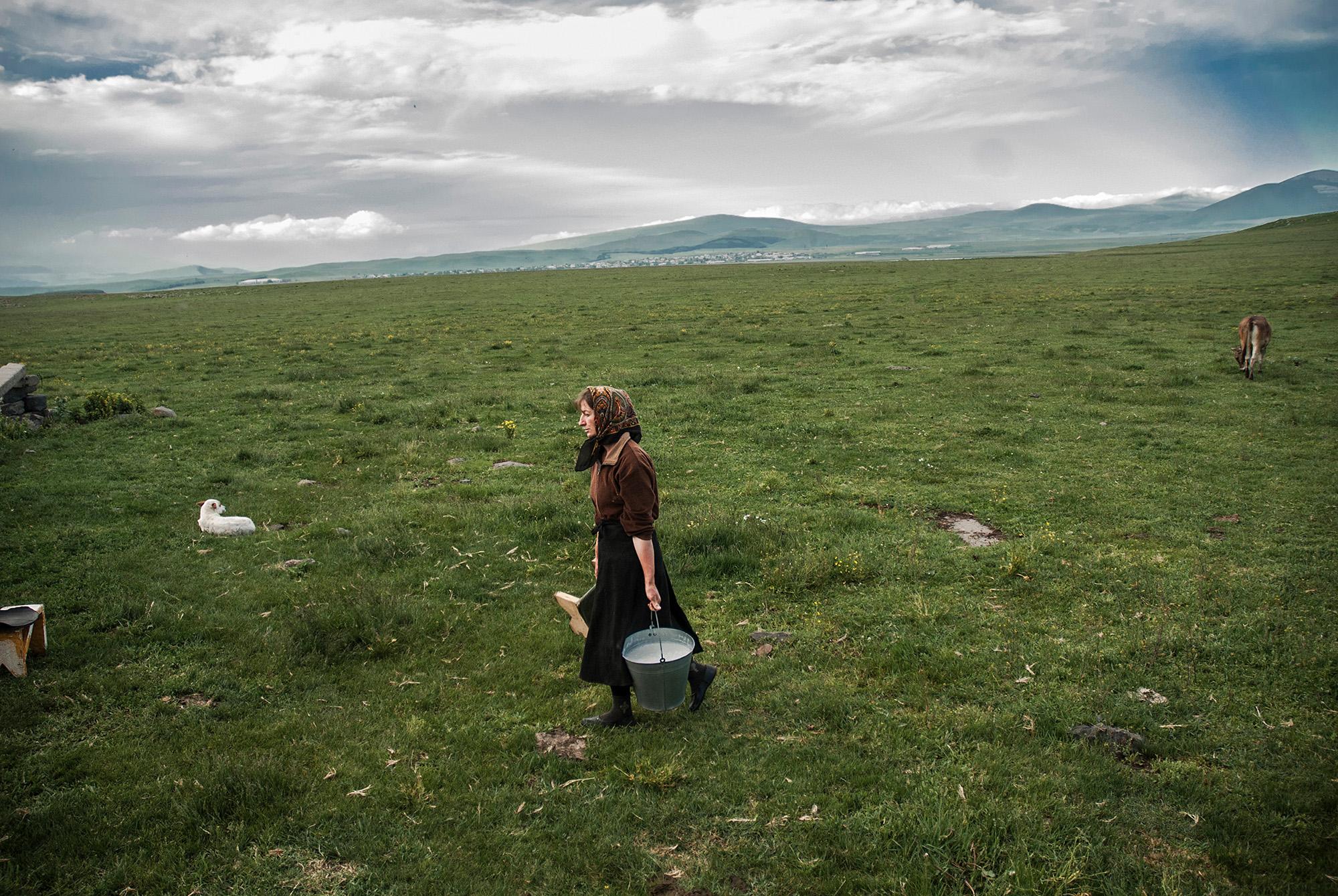 The Doukhobors' Land (3), by Natela Grigalashvili