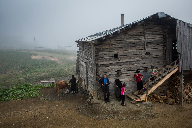 The Final Days of Georgian Nomads (1), by Natela Grigalashvili