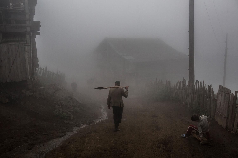 The Final Days of Georgian Nomads (4), by Natela Grigalashvili