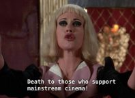 Un'immagine da Cecil B DeMented, di John Waters