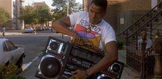 Una storia hip-hop, a partire da Radio Raheem