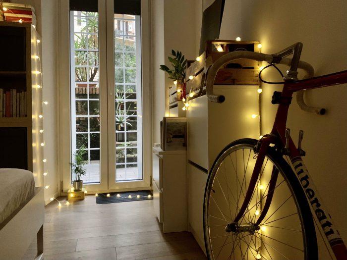 Lucine di Natale in casa