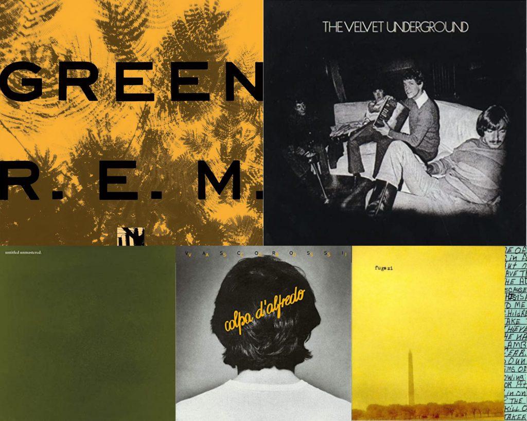 Cinque album per Natale