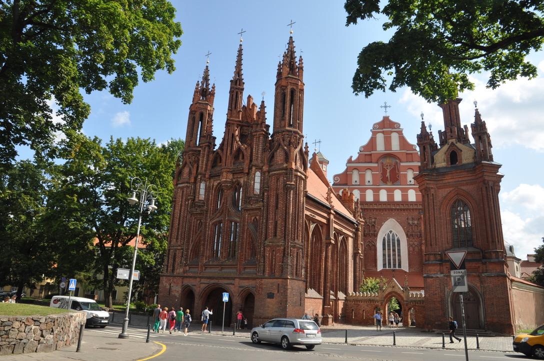 Chiesa di Sant'Anna a Vilnius