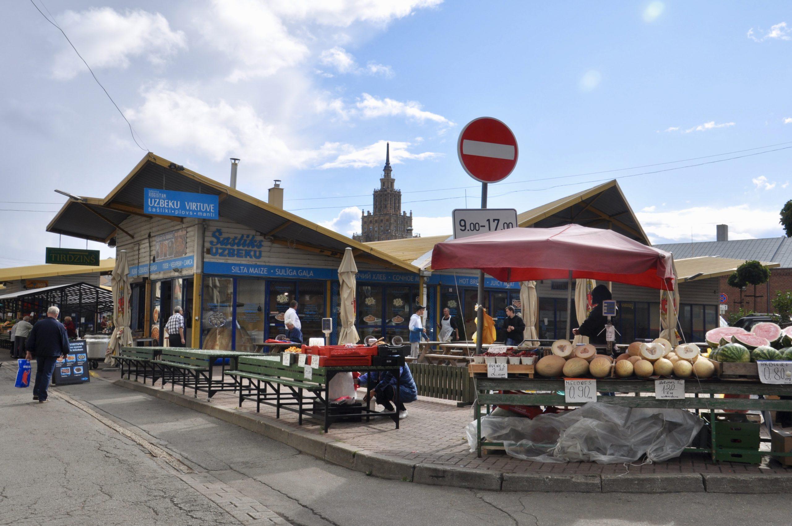 Mercato Riga