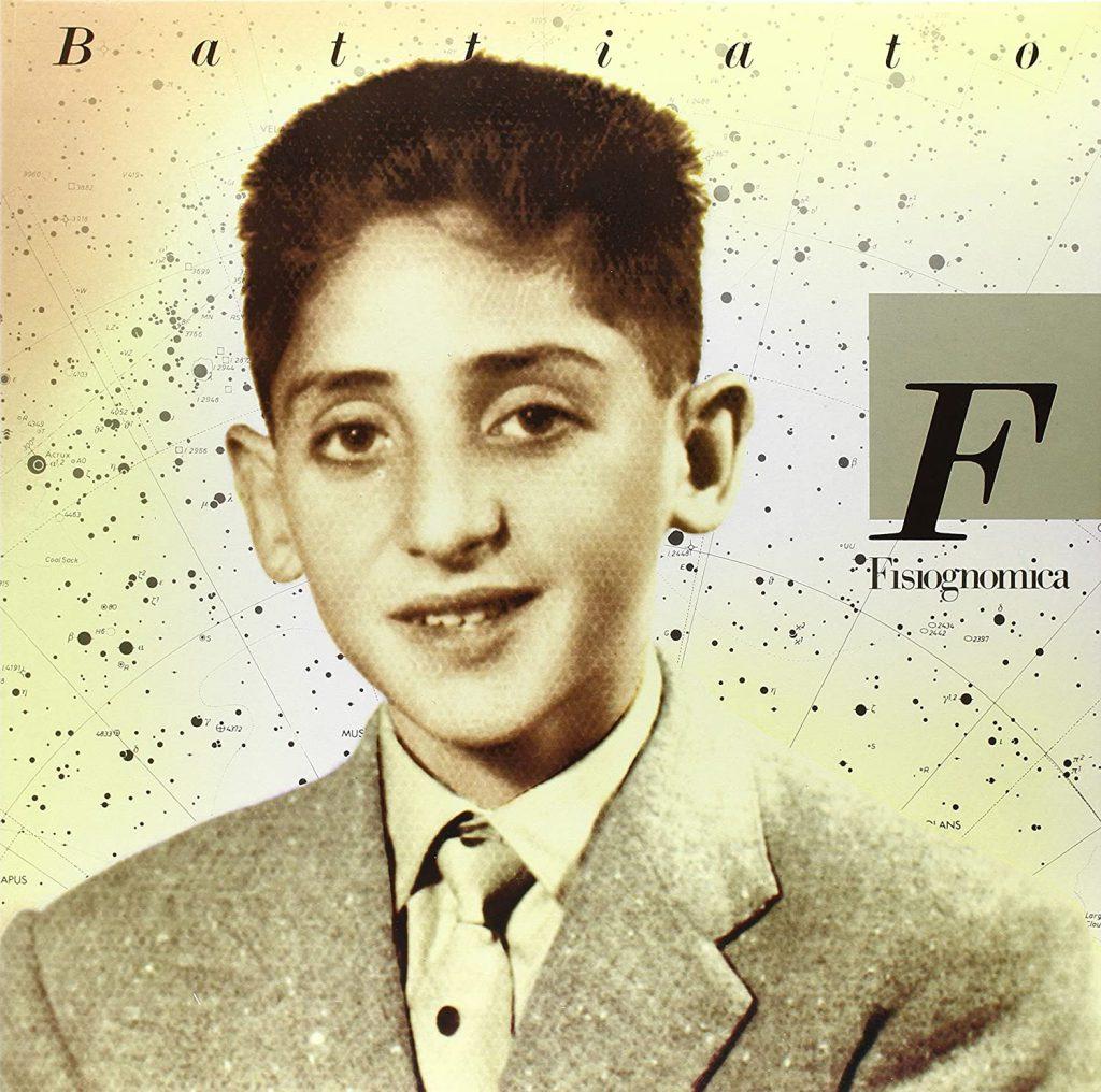 Franco Battiato, Fisiognomica (1988)