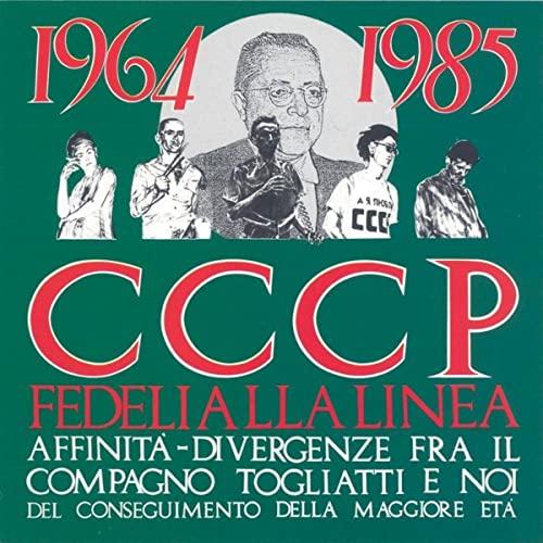 CCCP, Affinità / Divergenze