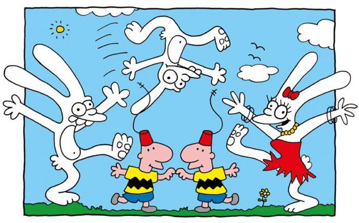 Matt Groening, Il grande libro dell'inferno
