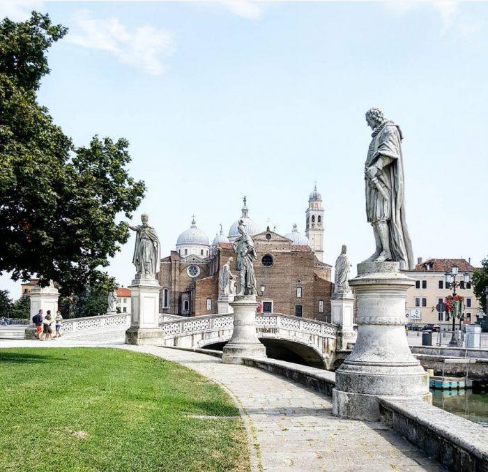 Padova   Il viaggio come stato di necessità