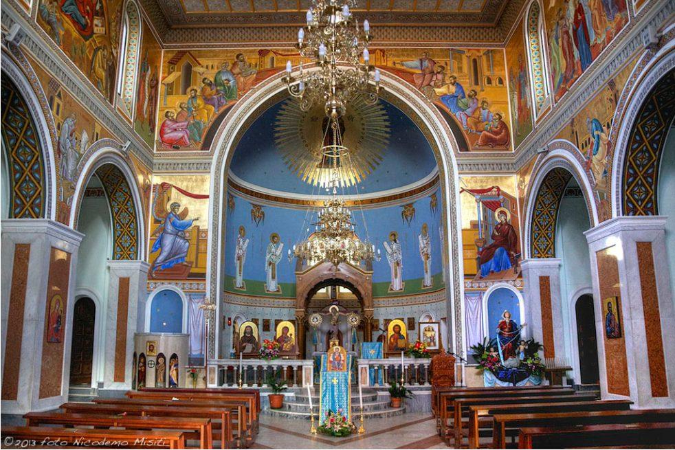 Chiesa di Santa Maria di Costantinopoli di Vaccarizzo Albanese