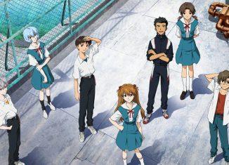 Rebuild Of Evangelion, tetralogia di Hideaki Anno