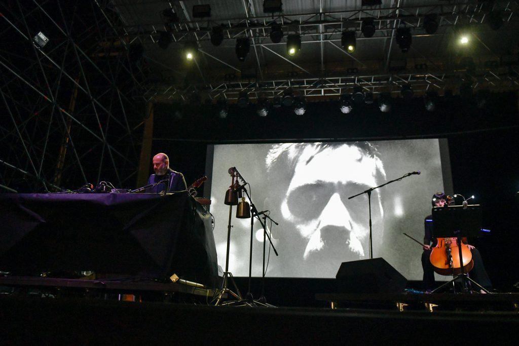 Todays Festival 2021 > Teho Teardo