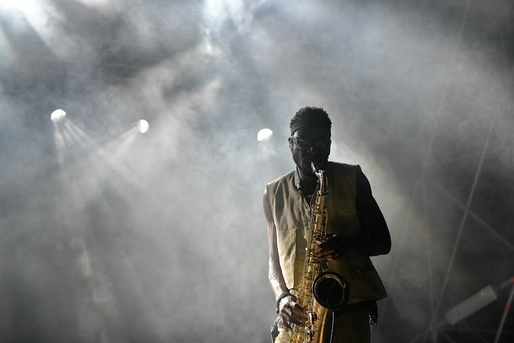 Todays Festival 2021 > Shabaka Hutchings, The Comet Is Coming